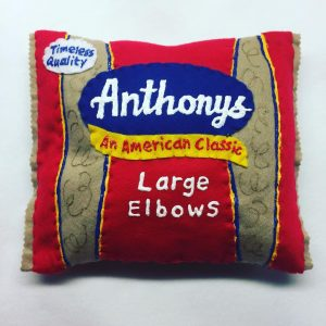 Anthony's elbows