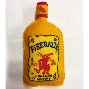 Fireball Cinammon Whisky